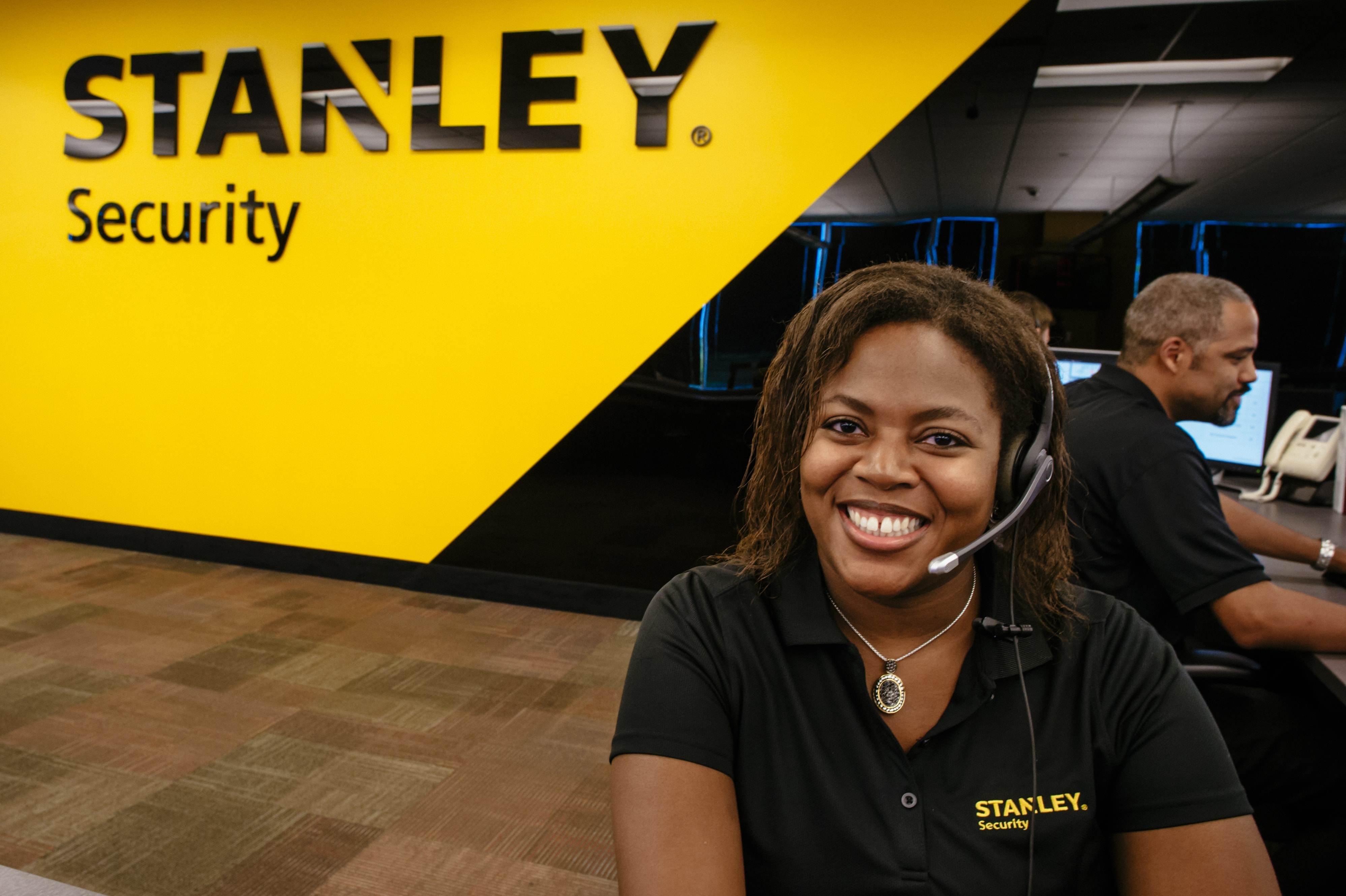 Intrusion Security System Monitoring Stanley Security