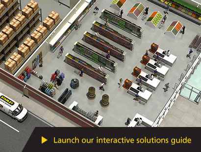 Stanley Retail Interactive Solutions Guide