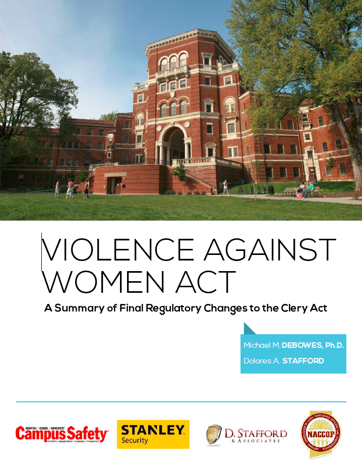 Violence Against Women Act White Paper