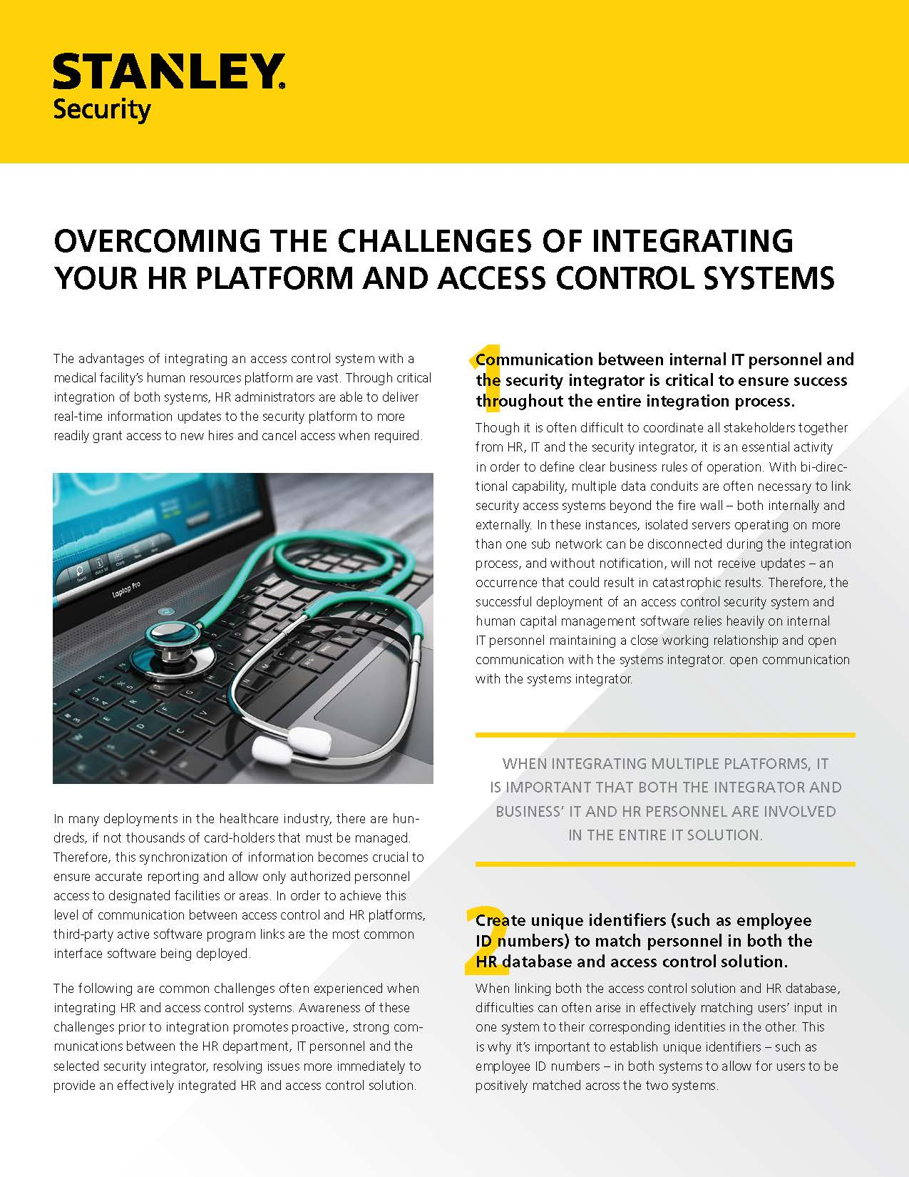 Overcoming the Challenges of Integrating Your HR Platform and