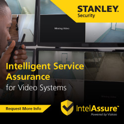 STANLEY IntelAssure Video Service Assurance