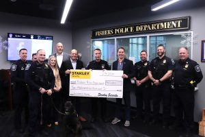 STANLEY Security Donation