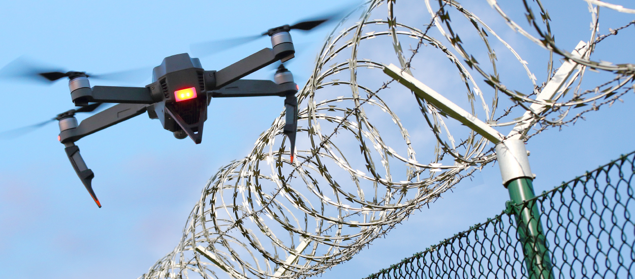 Drones and Correctional Facilities